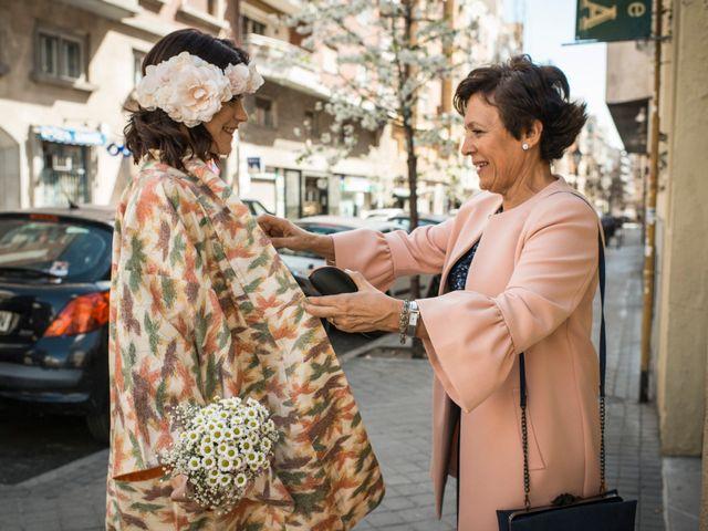 La boda de Pablo y María en Madrid, Madrid 18