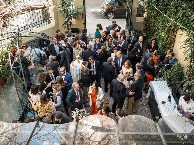La boda de Pablo y María en Madrid, Madrid 22