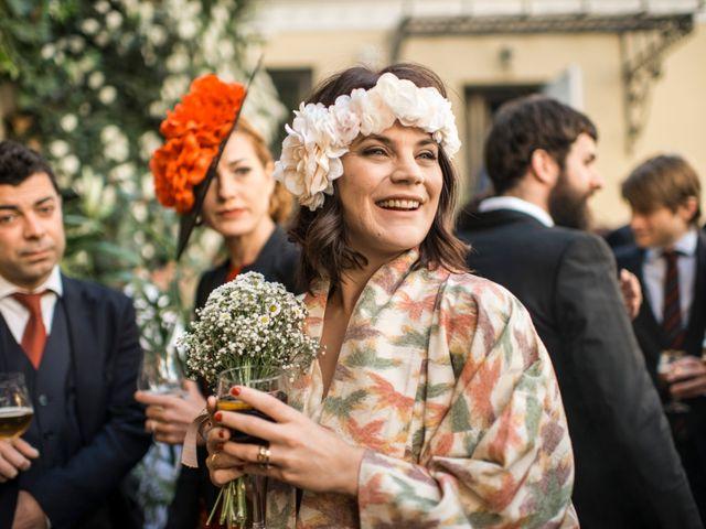 La boda de Pablo y María en Madrid, Madrid 23