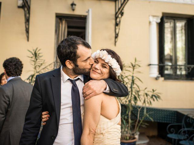 La boda de Pablo y María en Madrid, Madrid 29
