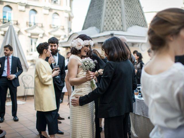La boda de Pablo y María en Madrid, Madrid 34