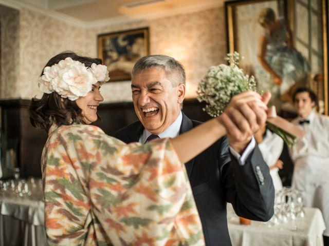La boda de Pablo y María en Madrid, Madrid 38