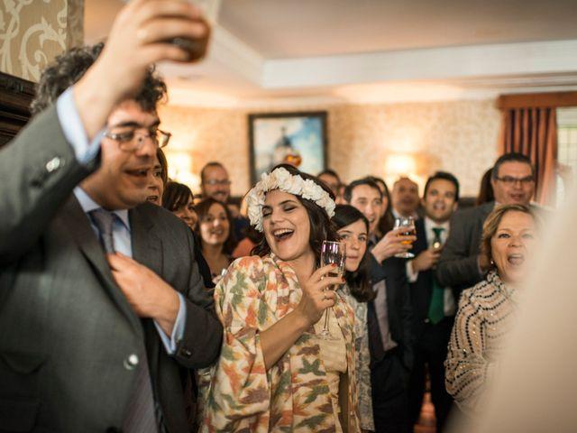La boda de Pablo y María en Madrid, Madrid 41