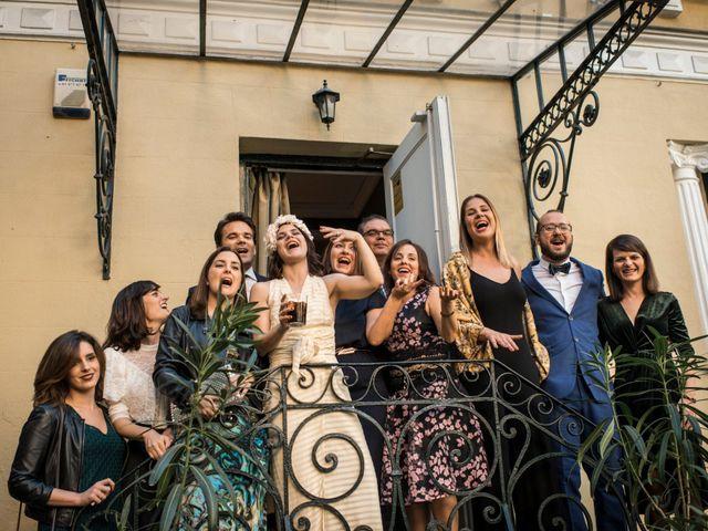 La boda de Pablo y María en Madrid, Madrid 54