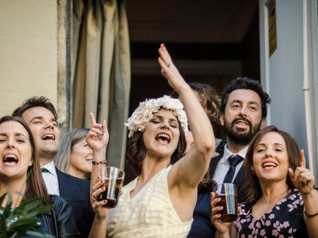 La boda de Pablo y María en Madrid, Madrid 55