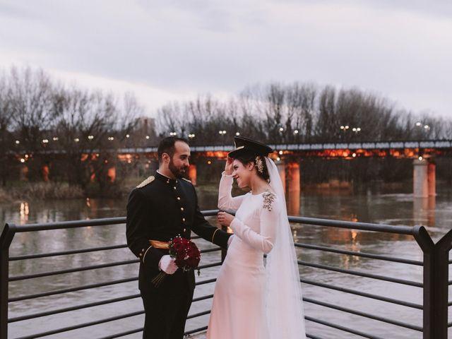 La boda de Javi y Angela en Logroño, La Rioja 125