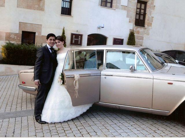 La boda de Javier y María en Salamanca, Salamanca 1