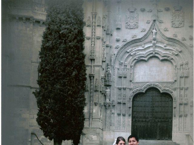 La boda de Javier y María en Salamanca, Salamanca 4