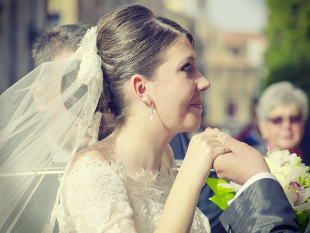 La boda de Javier y María en Salamanca, Salamanca 7