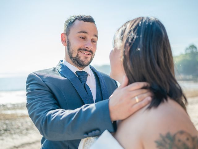 La boda de Javi y Cova en Colloto (Siero), Asturias 10