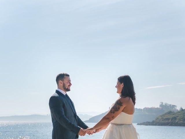 La boda de Javi y Cova en Colloto (Siero), Asturias 15