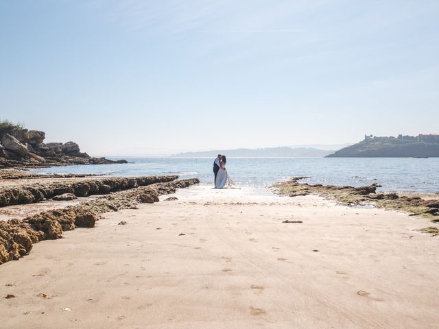 La boda de Javi y Cova en Colloto (Siero), Asturias 17