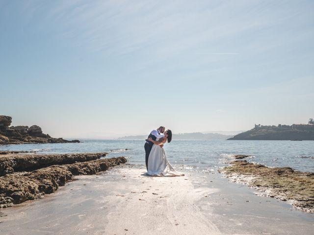 La boda de Javi y Cova en Colloto (Siero), Asturias 1