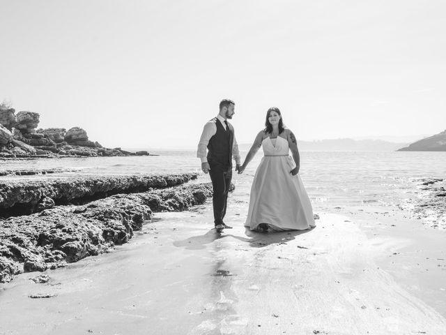 La boda de Javi y Cova en Colloto (Siero), Asturias 20