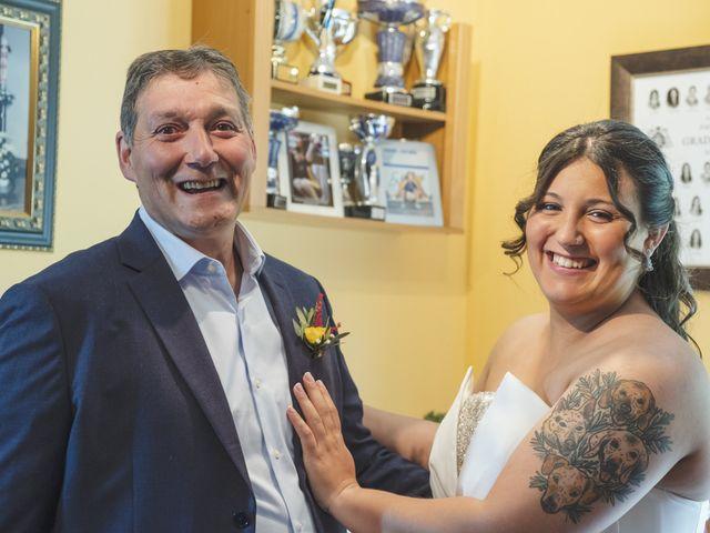 La boda de Javi y Cova en Colloto (Siero), Asturias 43