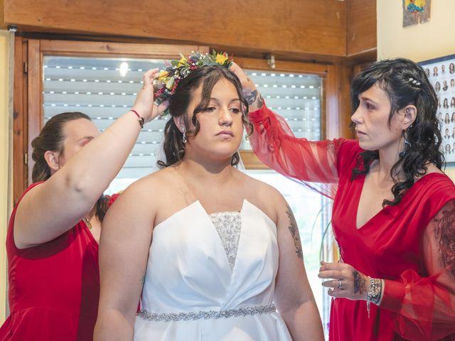 La boda de Javi y Cova en Colloto (Siero), Asturias 45