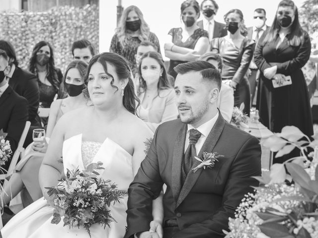 La boda de Javi y Cova en Colloto (Siero), Asturias 46