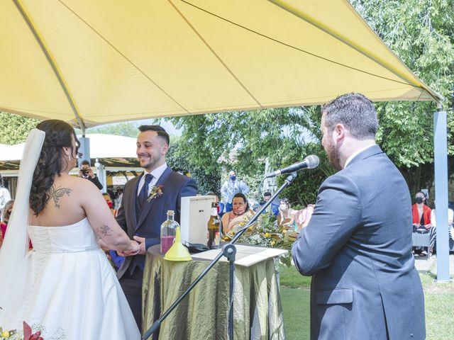 La boda de Javi y Cova en Colloto (Siero), Asturias 52