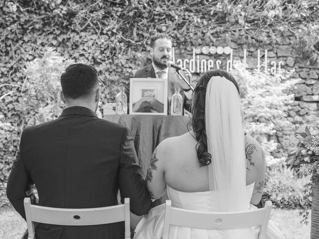 La boda de Javi y Cova en Colloto (Siero), Asturias 54
