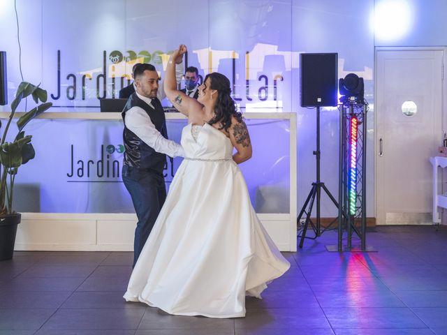 La boda de Javi y Cova en Colloto (Siero), Asturias 67