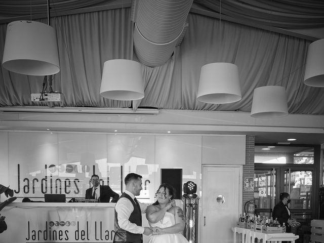 La boda de Javi y Cova en Colloto (Siero), Asturias 97