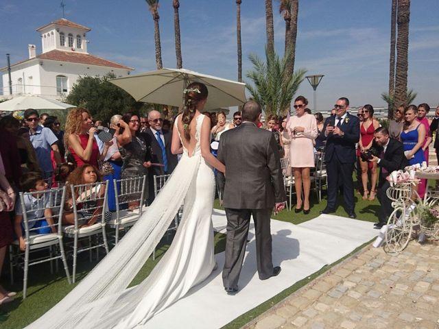 La boda de Antonio y Tamara en Lorqui, Murcia 1