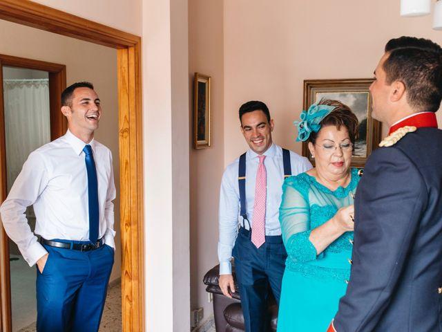La boda de Néstor y Carmen en Puerto De La Cruz, Santa Cruz de Tenerife 12