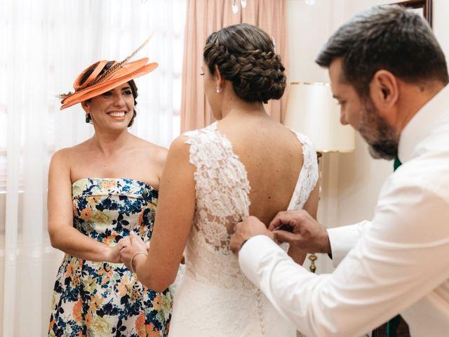 La boda de Néstor y Carmen en Puerto De La Cruz, Santa Cruz de Tenerife 18