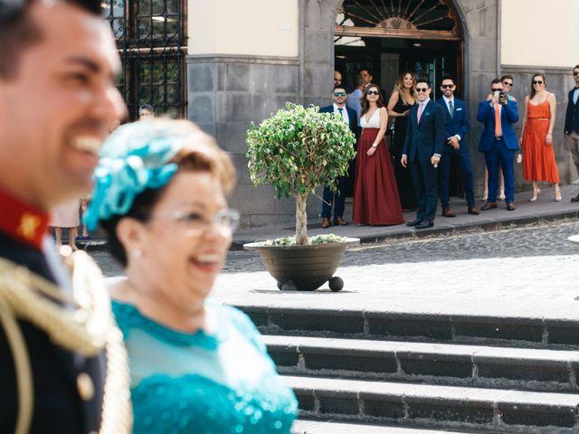 La boda de Néstor y Carmen en Puerto De La Cruz, Santa Cruz de Tenerife 21