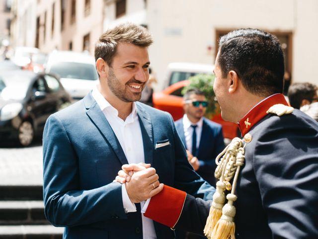 La boda de Néstor y Carmen en Puerto De La Cruz, Santa Cruz de Tenerife 23