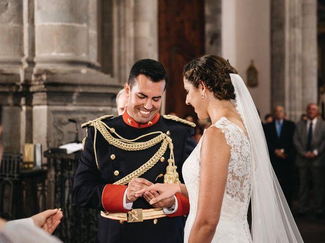 La boda de Néstor y Carmen en Puerto De La Cruz, Santa Cruz de Tenerife 35