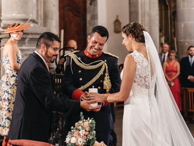 La boda de Néstor y Carmen en Puerto De La Cruz, Santa Cruz de Tenerife 38