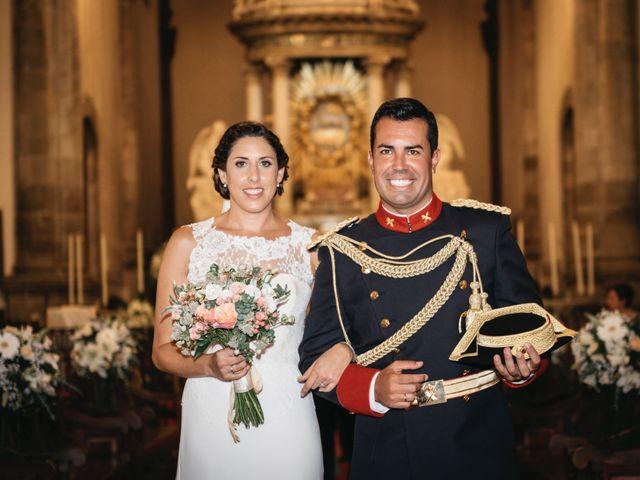 La boda de Carmen y Néstor