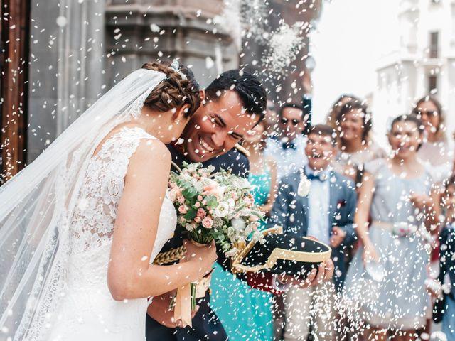 La boda de Néstor y Carmen en Puerto De La Cruz, Santa Cruz de Tenerife 39