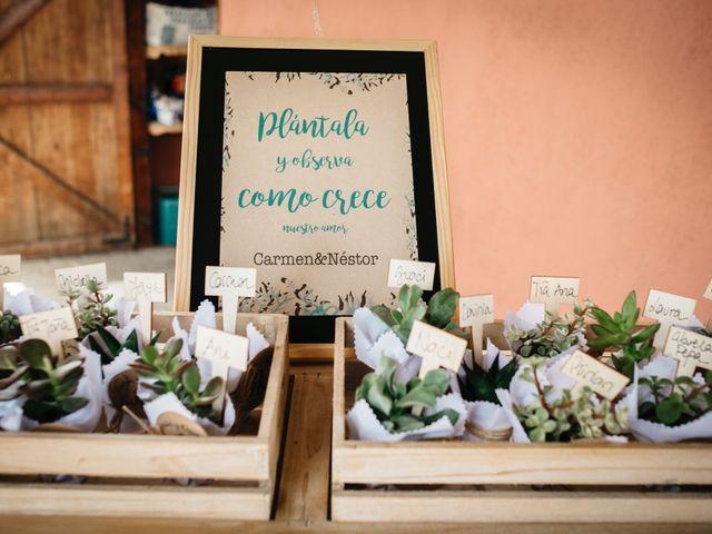 La boda de Néstor y Carmen en Puerto De La Cruz, Santa Cruz de Tenerife 48