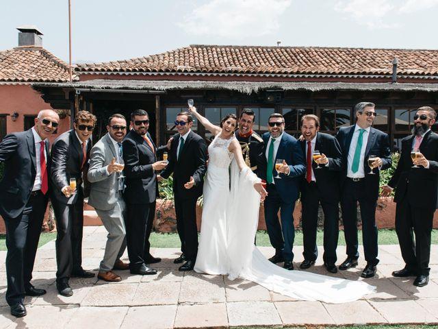 La boda de Néstor y Carmen en Puerto De La Cruz, Santa Cruz de Tenerife 50