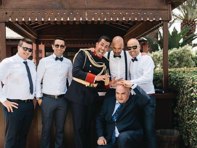 La boda de Néstor y Carmen en Puerto De La Cruz, Santa Cruz de Tenerife 53