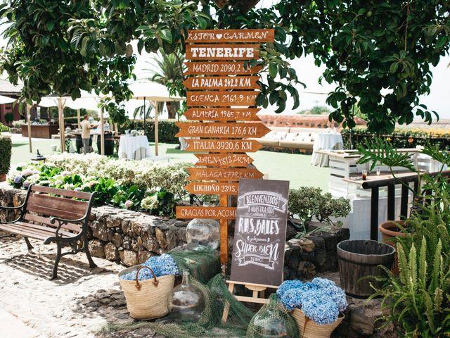 La boda de Néstor y Carmen en Puerto De La Cruz, Santa Cruz de Tenerife 57