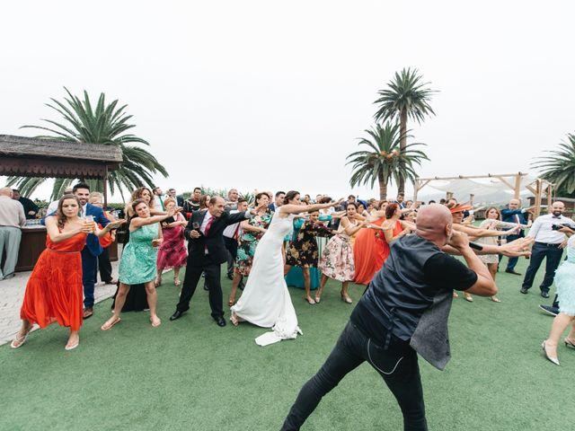 La boda de Néstor y Carmen en Puerto De La Cruz, Santa Cruz de Tenerife 78