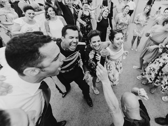 La boda de Néstor y Carmen en Puerto De La Cruz, Santa Cruz de Tenerife 81