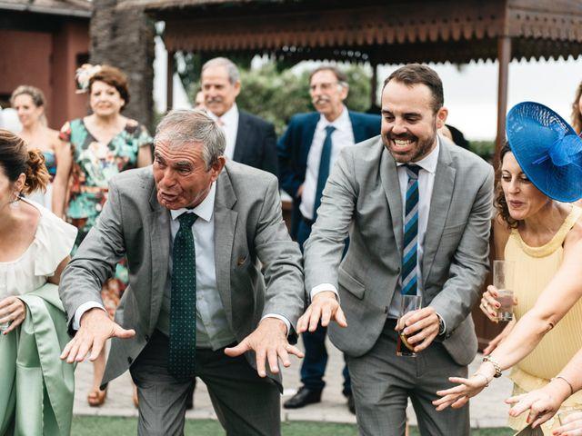 La boda de Néstor y Carmen en Puerto De La Cruz, Santa Cruz de Tenerife 85