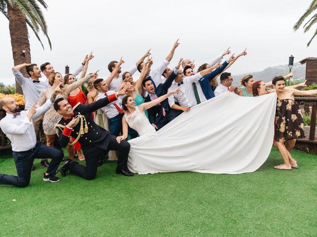 La boda de Néstor y Carmen en Puerto De La Cruz, Santa Cruz de Tenerife 89