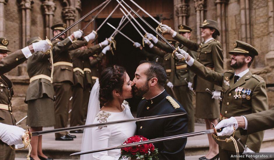 La boda de Javi y Angela en Logroño, La Rioja