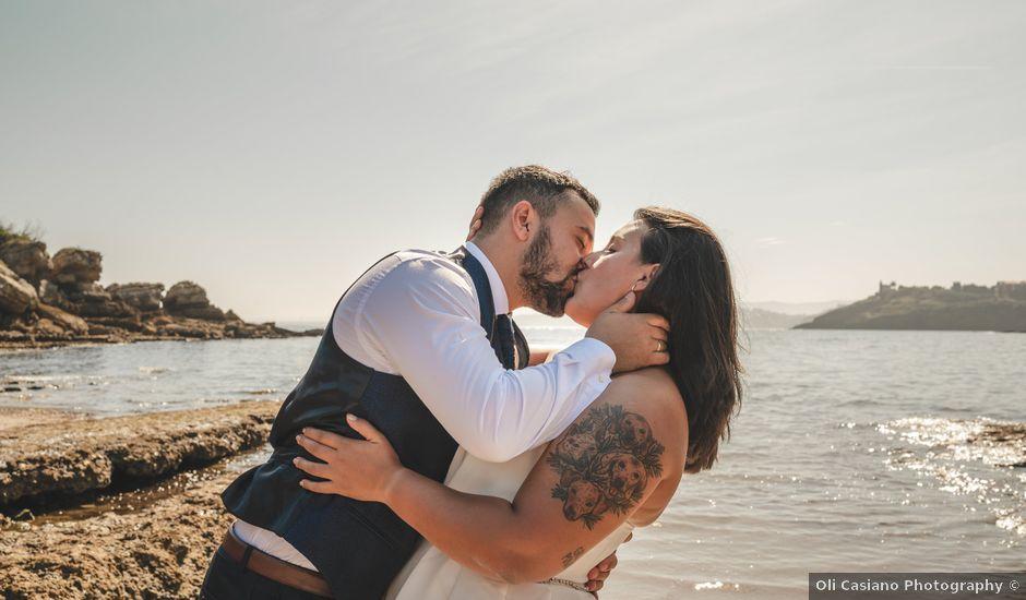 La boda de Javi y Cova en Colloto (Siero), Asturias