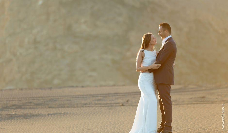 La boda de Antonio y Tamara en Lorqui, Murcia
