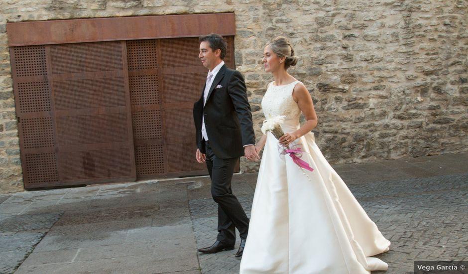 La boda de Oskar y Rakel en Vitoria-gasteiz, Álava