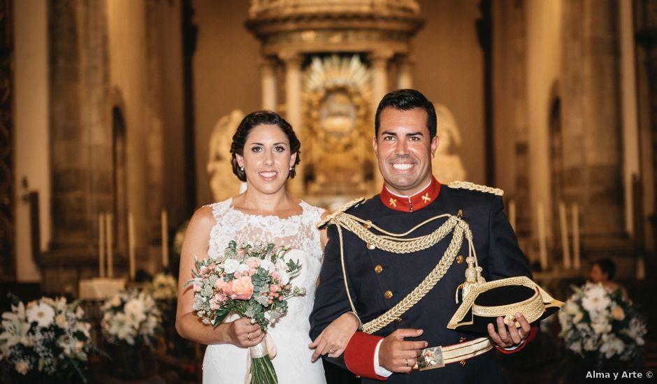 La boda de Néstor y Carmen en Puerto De La Cruz, Santa Cruz de Tenerife