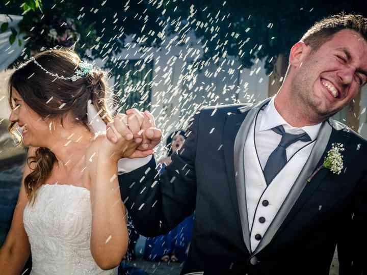 La boda de Manoli y Manu