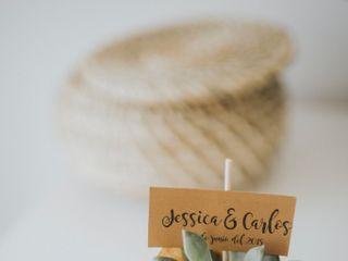 La boda de Jessica y Carlos 1