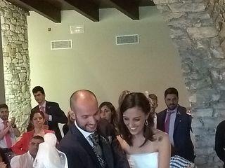 La boda de Lorena  y Martí  2